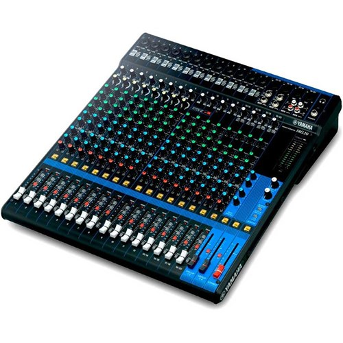 Yamaha MG20 20 Input Mixer w/ Compression | Analogue Mixers