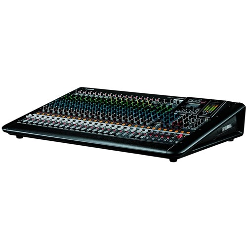 yamaha mgp24x 24 channel mixing console analogue mixers store dj. Black Bedroom Furniture Sets. Home Design Ideas