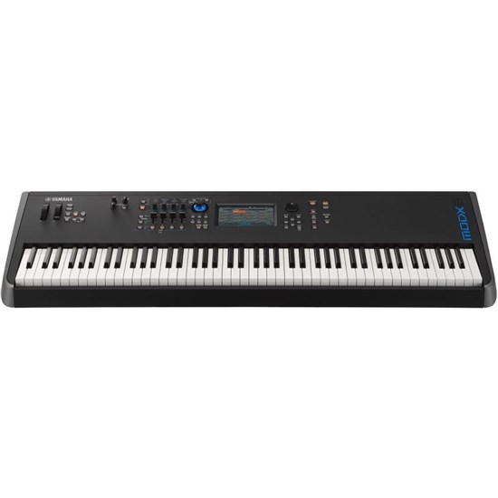Yamaha MODX8 88-Key Synthesiser w/ AWM2 & FM-X Sound Engines