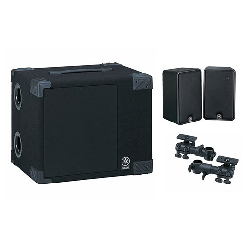 Yamaha MS100DR 100W DTX Monitor Speaker System