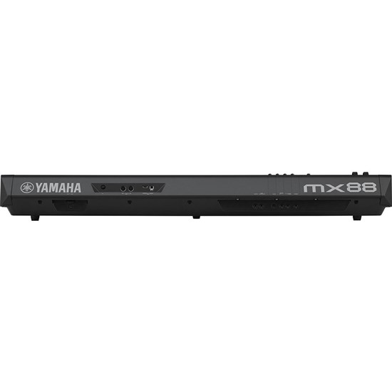 Yamaha MX88 BK MK2 Synthesiser w/ MOTIF XS Sound Engine (Black)