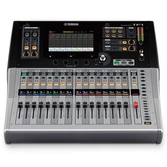 Yamaha TF1 16-Channel Digital Mixing Console w/ TouchFlow Operation