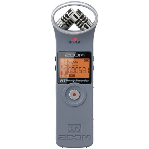 Zoom H1 Handy Recorder Limited Edition Grey (Exclusive To Us)