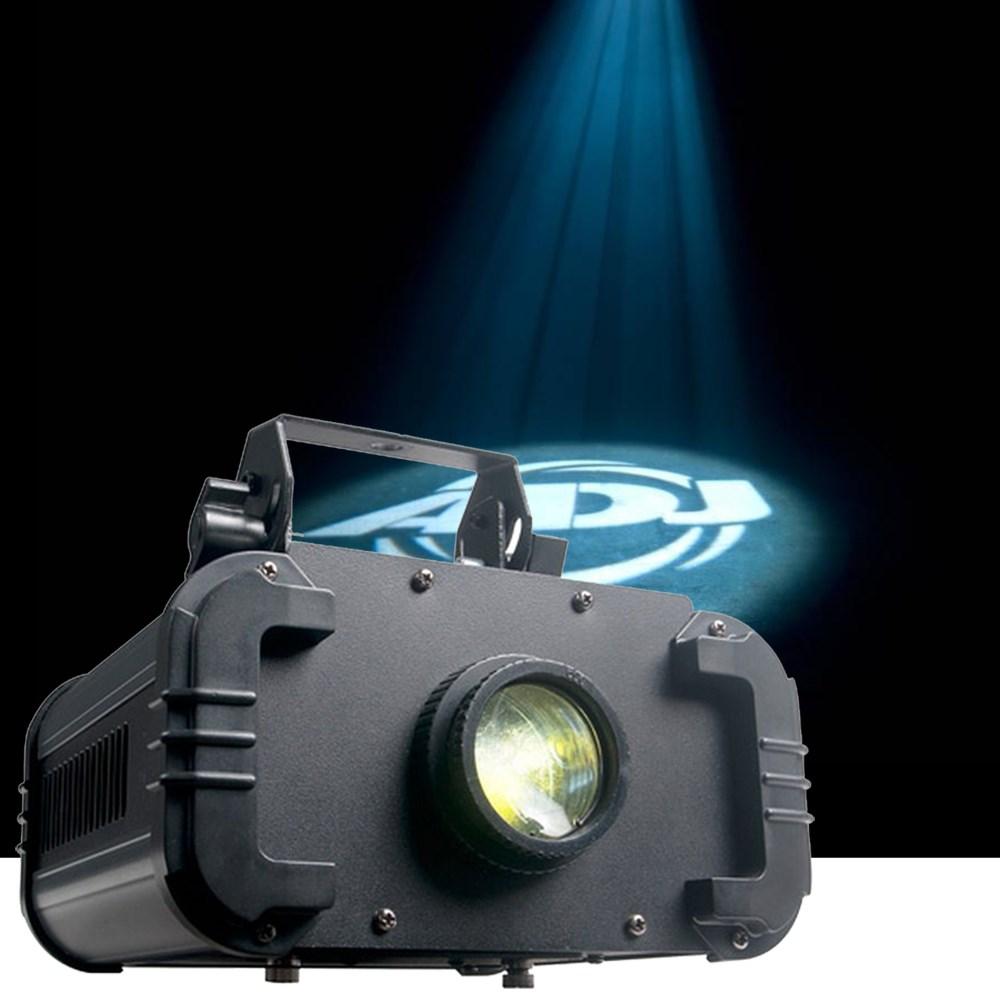 american dj ikon ir 80w led gobo projector logo image projectors store dj. Black Bedroom Furniture Sets. Home Design Ideas