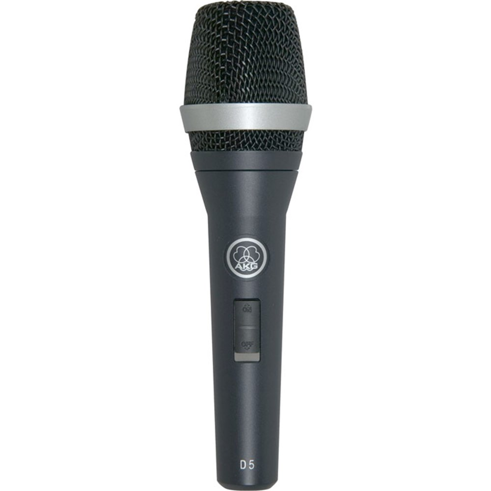 akg d5 vocal dynamic microphone w switch dynamic microphones store dj. Black Bedroom Furniture Sets. Home Design Ideas