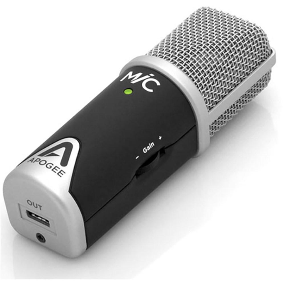 apogee mic 96k professional microphone for mac ios usb microphones store dj. Black Bedroom Furniture Sets. Home Design Ideas