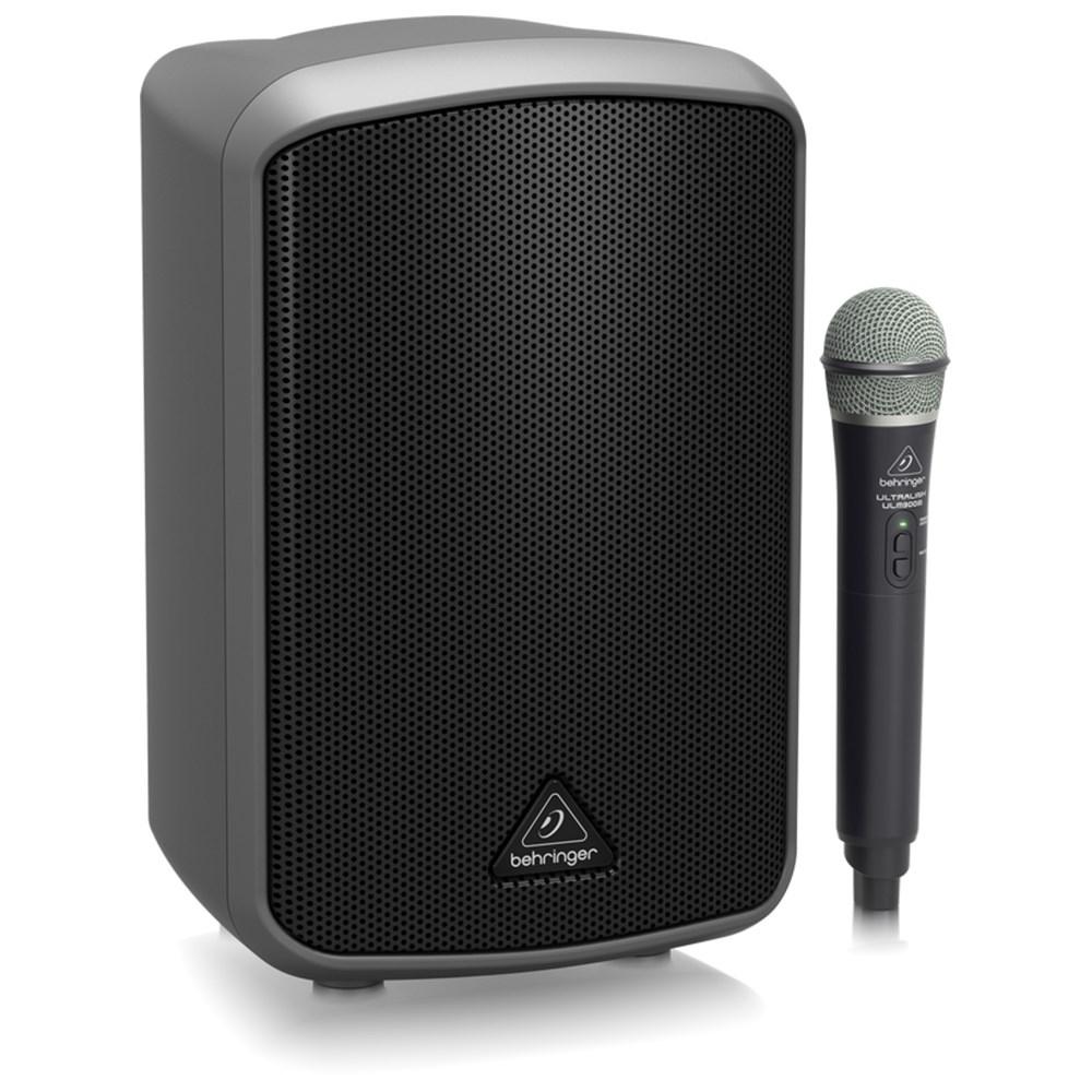 Behringer Europort MPA100BT 100W Speaker W/ Wireless Mic, Battery & Bluetooth