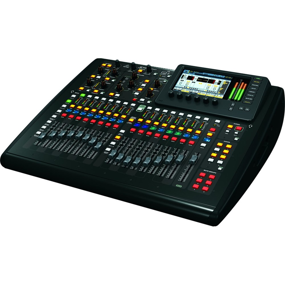 behringer x32 compact digital mixer digital mixers store dj. Black Bedroom Furniture Sets. Home Design Ideas
