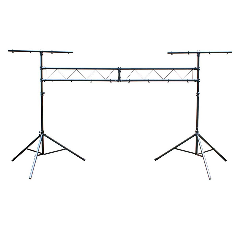 stand youtube dj light watch xstatic lighting stage t truss trussing system pro tov