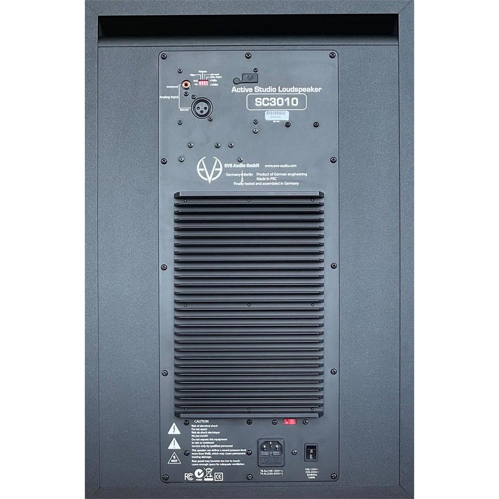 Two Way Audio Monitor : Eve audio sc way quot professional studio monitor