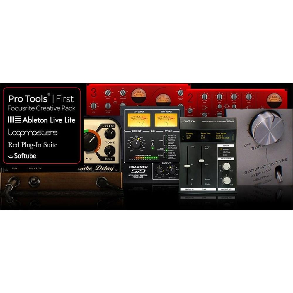focusrite scarlett 18i8 usb audio interface w pro tools ableton live generation 2 usb