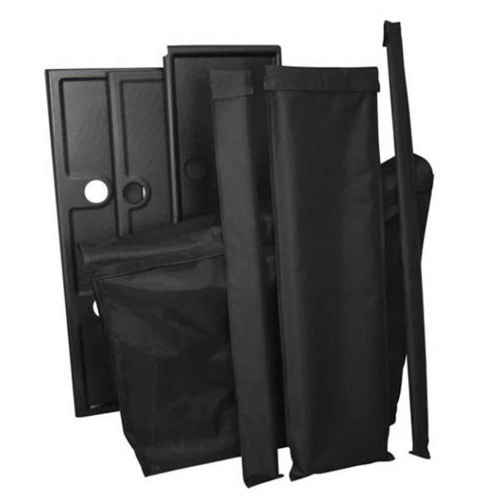 Liteconsole Xprs Professional Dj Console Black Dj Stands Accessories Store Dj