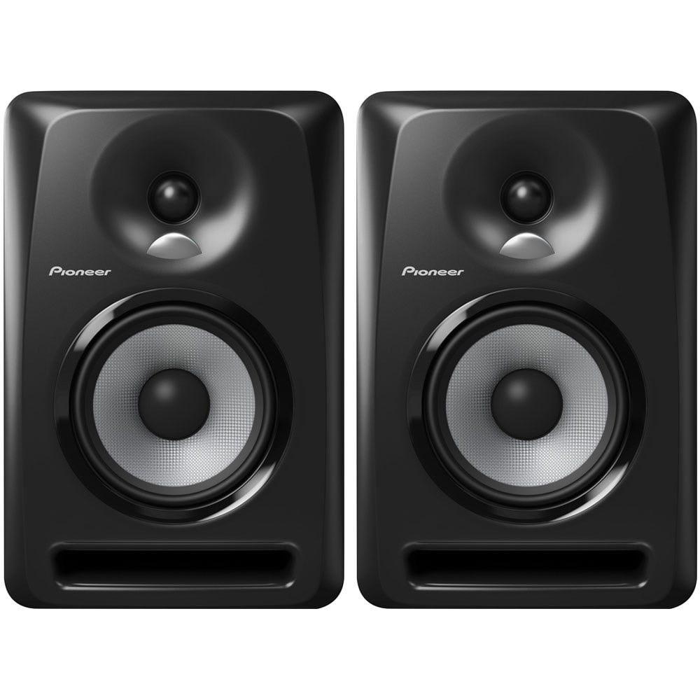 pioneer monitor dj active monitors studio speaker speakers pair inch single juno mannys