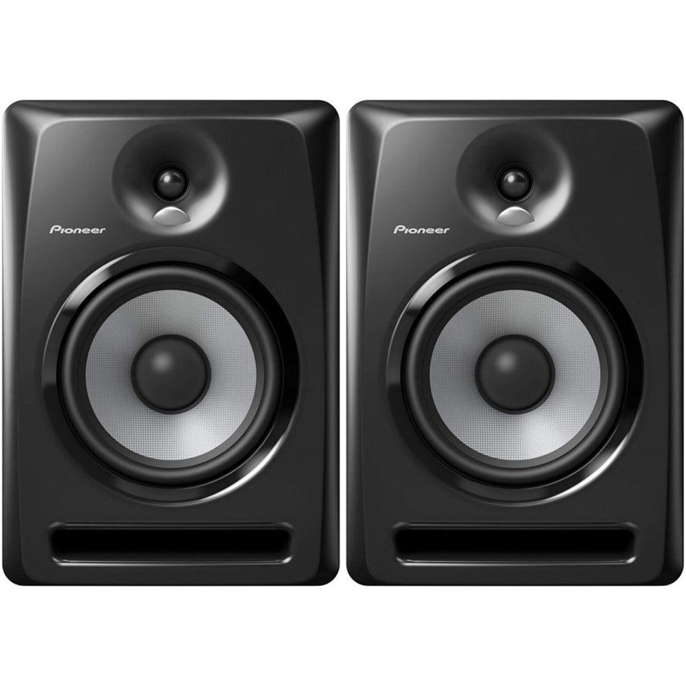 pioneer studio active monitor monitors speaker pair speakers sdj dj 60x brand mannys pio code storedj