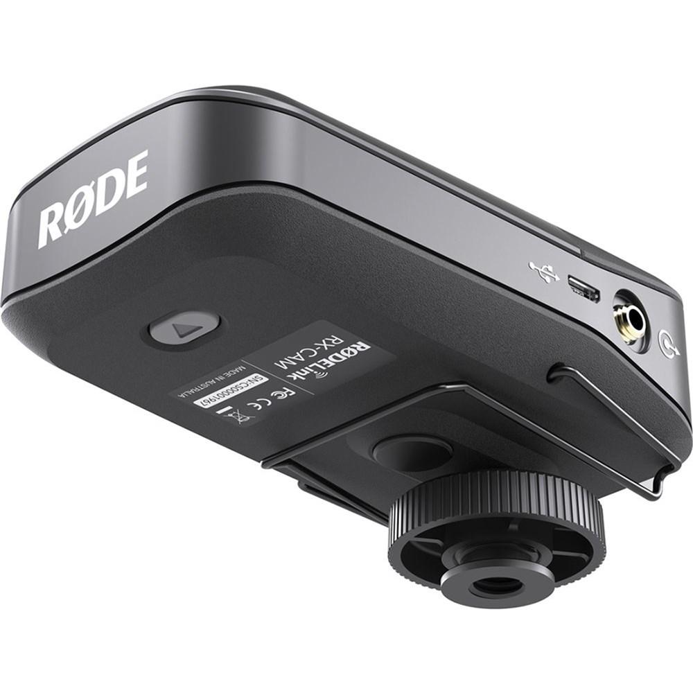 rodelink wireless filmmaker kit manual