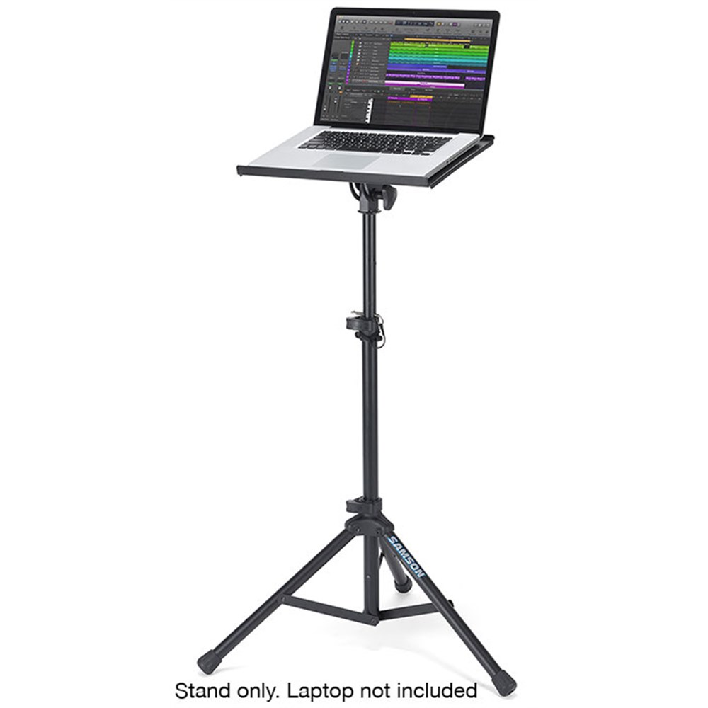 Samson Lts50 Laptop Stand Laptop Player Stands Store Dj
