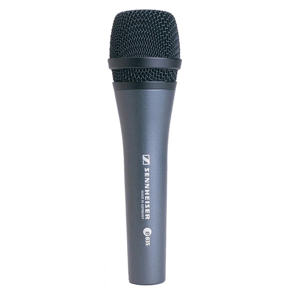 sennheiser e835 dynamic cardioid live vocal microphone dynamic microphones store dj. Black Bedroom Furniture Sets. Home Design Ideas
