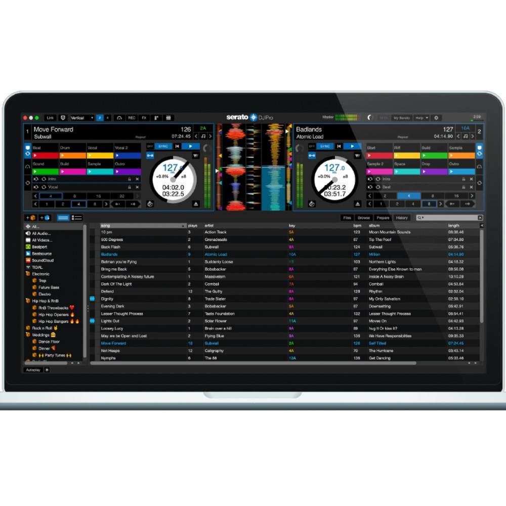 serato dj pro with crack