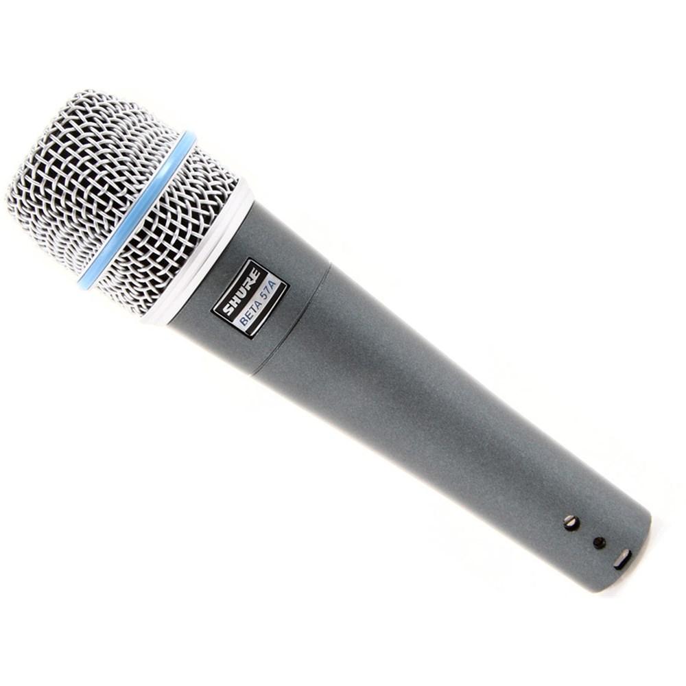 Dynamic Microphones Store Dj Mic Shure Sm57 Instrumen Beta 57a Lo Z Instrument Supercardioid