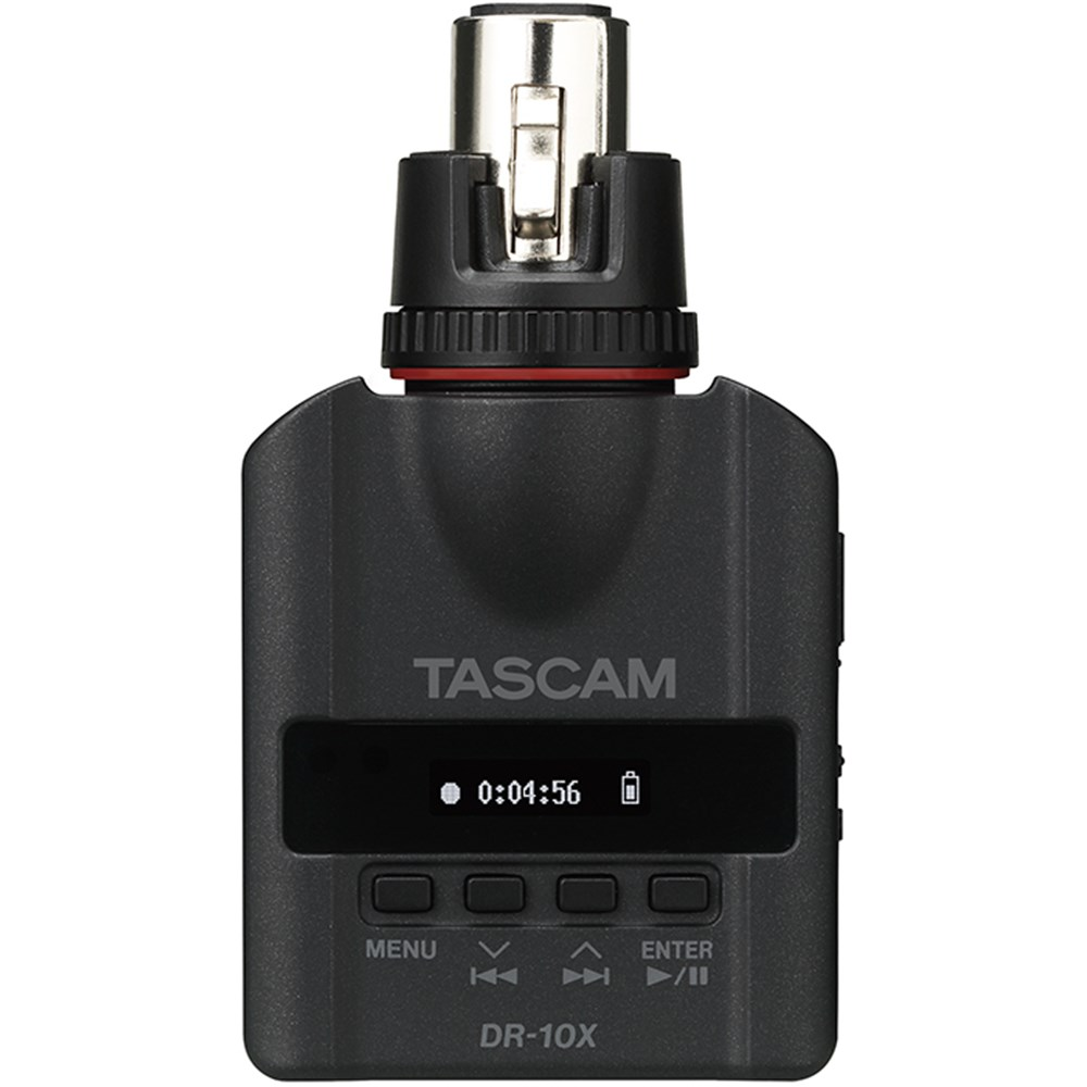 tascam dr 10x compact portable recorder w xlr mic input recorders store dj. Black Bedroom Furniture Sets. Home Design Ideas