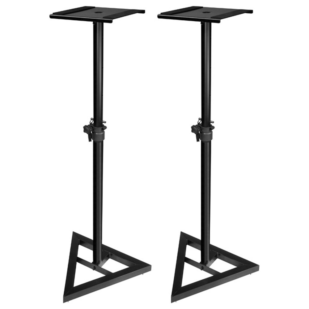 ultimate support jam stands ms 70 studio monitor stands pair studio monitor stands store dj. Black Bedroom Furniture Sets. Home Design Ideas