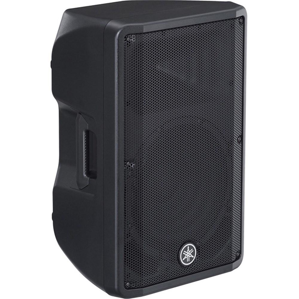 Yamaha cbr12 passive 12 2 way loudspeaker unpowered for Yamaha dj speaker