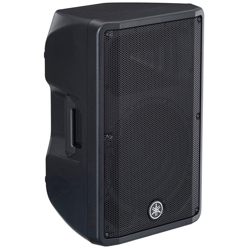 Yamaha dbr12 powered 12 pa speaker powered speakers for Yamaha dj speaker