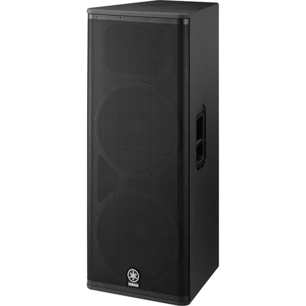 Yamaha dsr215 1300w dual 15 powered pa speaker powered for Yamaha 15 speakers