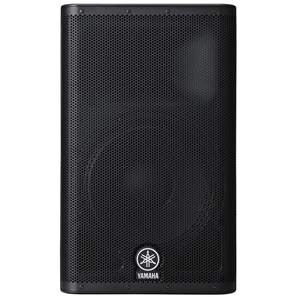 Yamaha dxr12 1100w 12 powered pa speaker powered for Yamaha sound dock