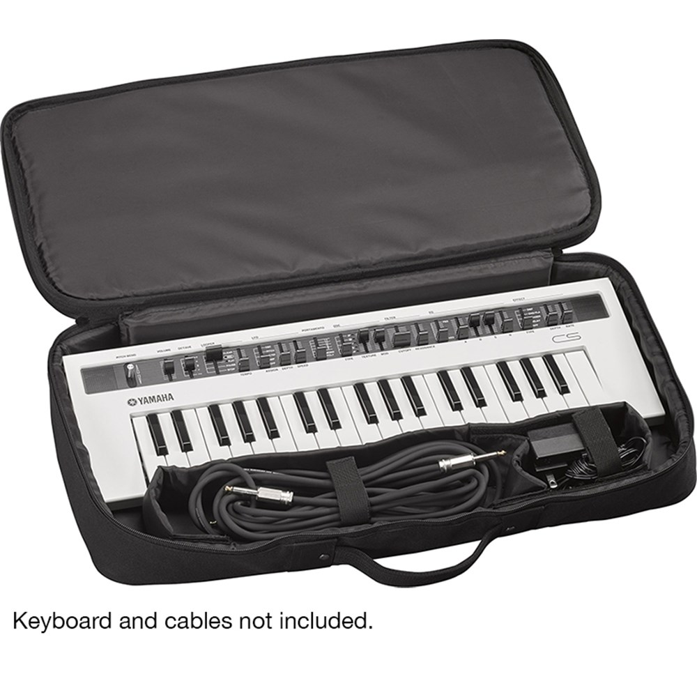 yamaha soft case gig bag for reface synthesisers keyboard bags cases covers store dj. Black Bedroom Furniture Sets. Home Design Ideas