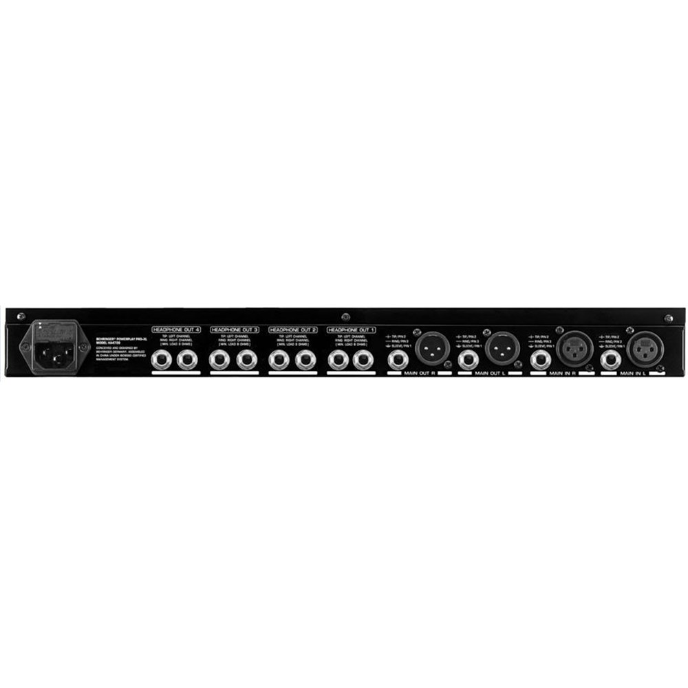 Behringer Powerplay HA4700 4-Channel Headphone Amp