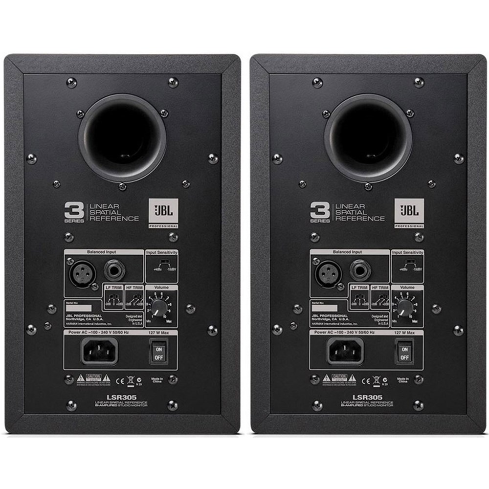 Turntable Studio Monitors Powered Studio Monitors