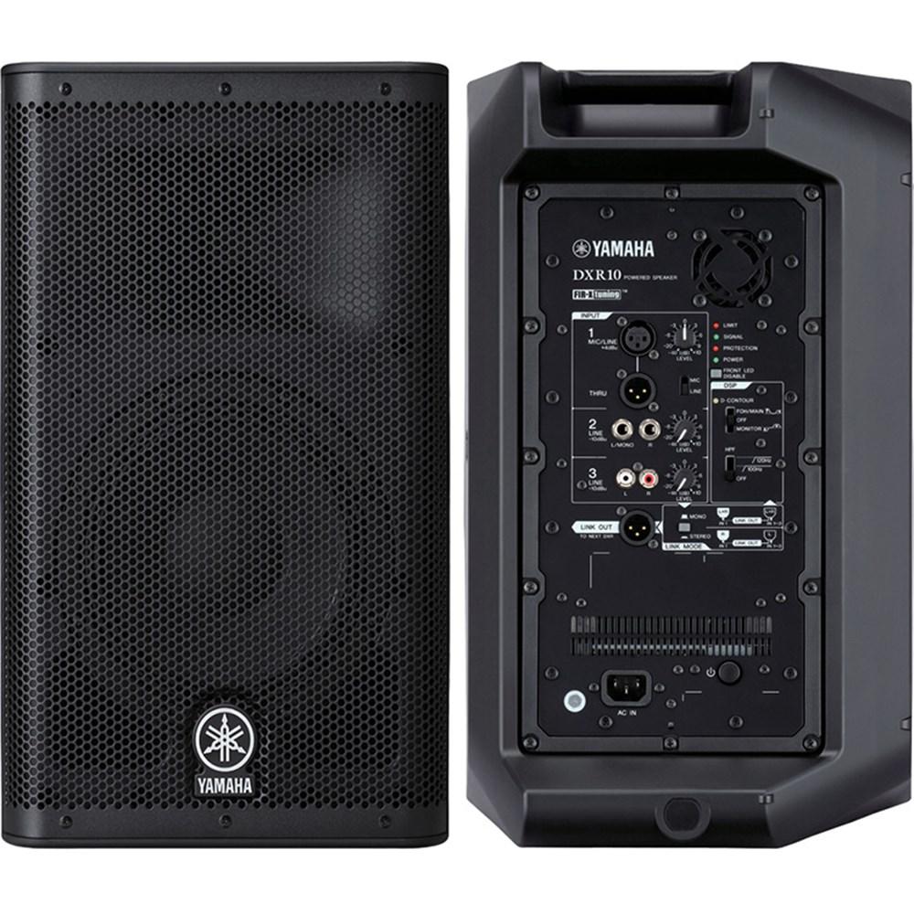 Yamaha pa speakers